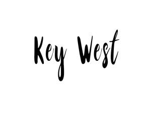 Key West titre